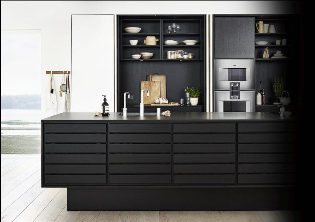 Miami Kitchen Design: Luxury Appliances | Boudreaux Design ...